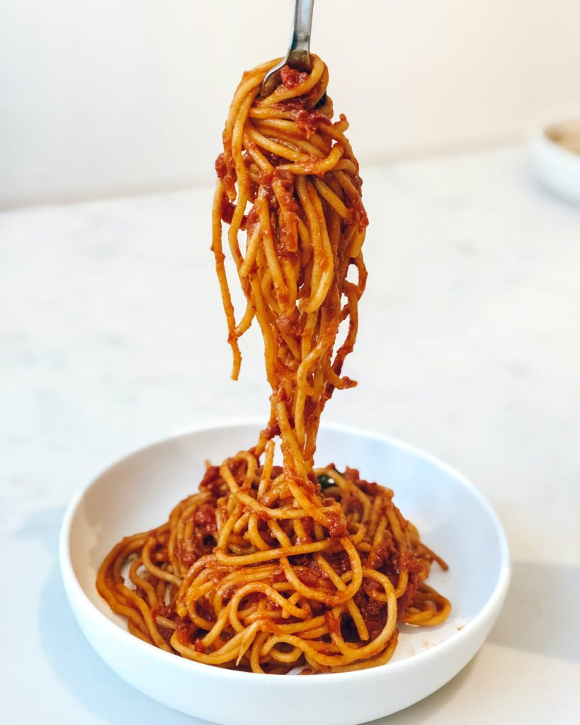 Know The Types of Spaghetti Recipes
